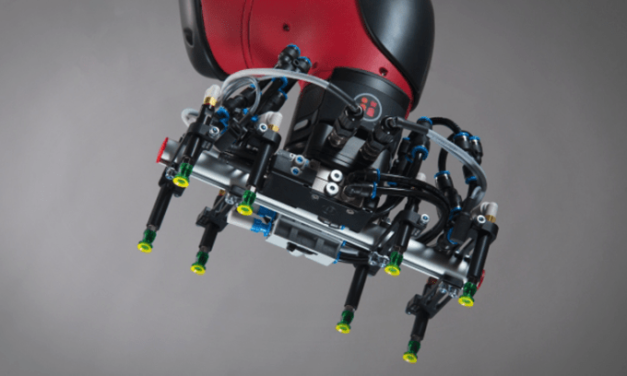 QUICK, CUSTOMIZED GRIPPER SOLUTIONS FOR COBOTS