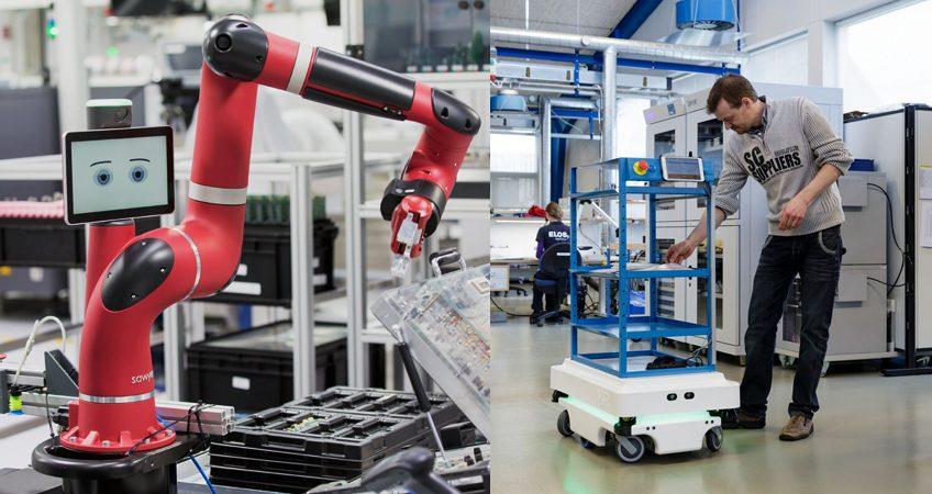 COLLABORATIVE ROBOTS ROADSHOW