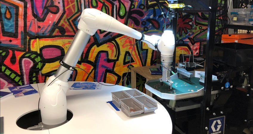WHAT IS COLLABORATIVE ROBOTICS?: EVERYTHING YOU NEED TO KNOW