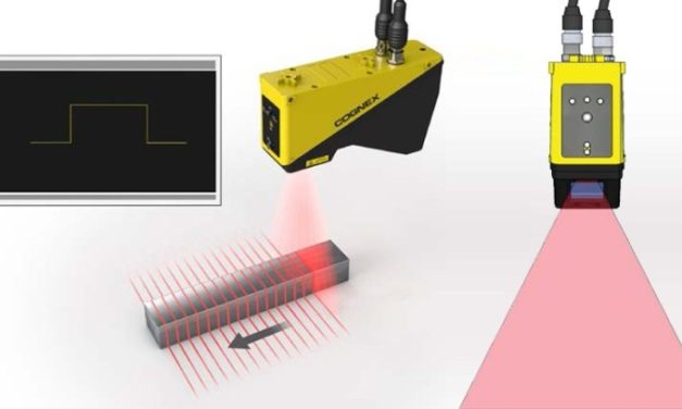 SIMPLE, ACCURATE MEASUREMENT WITH COGNEX'S IN-SIGHT LASER PROFILER