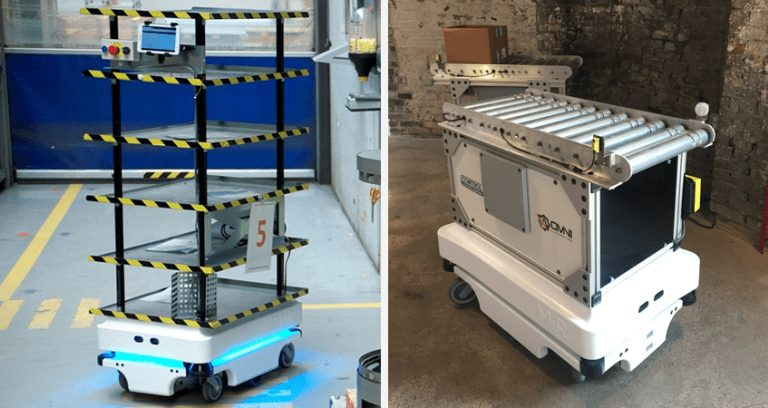 3 MOBILE AUTONOMOUS ROBOT TOP MODULES & HOW THEY'RE USED