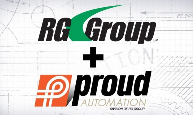 RG GROUP ACQUIRES THE PROUD COMPANY
